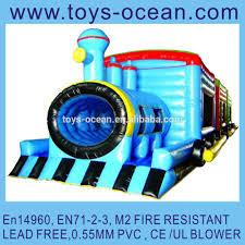 Halloween Inflatable Train Thomas The Train Inflatable Bounce House Thomas The Train