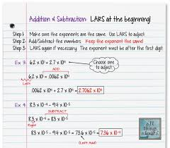 multiplying and dividing scientific notation worksheet scientific notation