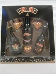 baileys gift set whisky liqueurs baileys 3 x miniatures chocolates gift set