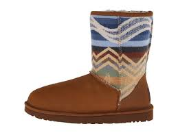 womens ugg pendleton boots s pendleton chestnut boots