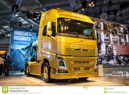 golden trucks volvo fh16 750 hp truck editorial image image of lorry 45108935