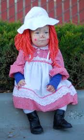 Raggedy Ann Costume Halloween Is Coming Thrift Town