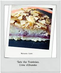faire une fontaine cuisine tarte aux framboises et à la crème d amandes miechambo cuisine