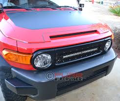 Led Blue Light Bar by Fj Cruiser Light Bars From Pure Fj Cruiser