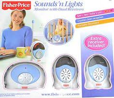 fisher price lights and sounds monitor fisher price sounds n lights monitor with dual receivers fisher