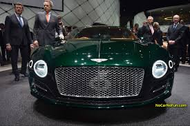 bentley exp 10 speed 6 2015 bentley exp 10 speed 6 04 2015 geneva motor show front view