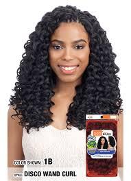 model model crochet hair model glance braid 2x disco wand curl