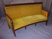 restaurer canapé canapés restauration antiquites en