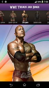 themes for android wwe wwe songs and themes for android free download on mobomarket