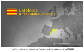 World Countries Map Valencia And The Països Catalans Controversy Geocurrents