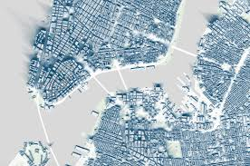 New York City Street Map by Nyc Shadow Map How Much Shade Is Cast On Your Street By City