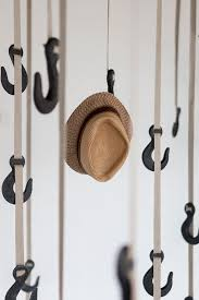 cool coat rack grapple coat hanger made from grass design milk