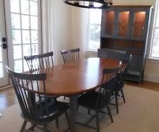 Ethan Allen Dining Room EBay - Ethan allen classic manor dining room table