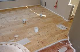 installing plywood flooring concrete theplywood com