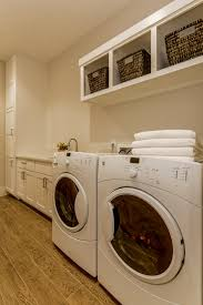 maximizing small laundry room tips and ideas with modern