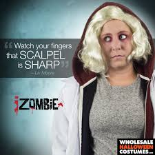 Zombie Slayer Halloween Costume Diy Izombie Costume Wholesale Halloween Costumes Blog