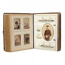 antique photo album antique marine album anthony baratta