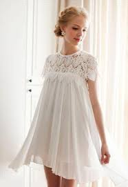 this was ava u0027s bridesmaid dress white eyelet lace pleated