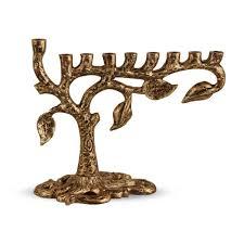 menorah tree of zion judaica artistic menorah tree of antique