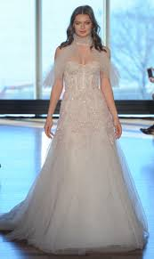 Rita Vinieris Wedding Dresses Designer by Rivini U0027s Spring 2017 Collection Is All About Texture Strapless
