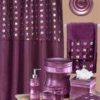 Plum Colored Bathroom Accessories by Purple Lilac Acrylic Bath Accessories Plum Color Spa Bathroom