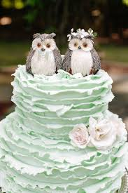 owl cake toppers beautiful ideas owl wedding cake toppers homely best 25 on