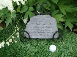 outdoor memorial plaques garden memorial stones plaques home outdoor decoration
