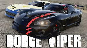 Dodge Viper Generations - generation battle dodge viper 2008 acr vs 2013 gts forza 6