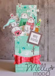 craft mojo pop up christmas card