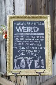 sayings for wedding signs