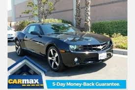 2011 chevy camaro black used 2011 chevrolet camaro for sale pricing features edmunds