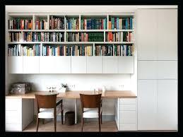 bibliothèque avec bureau intégré design d intérieur bureau integre bibliotheque bibliothaque