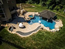 holmdel nj custom inground swimming pool design u0026 construction