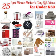 25 gift ideas 50 dollars for