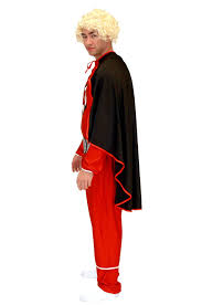 amazon com greatest american hero red costume set toys u0026 games