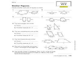 congruent shapes worksheet worksheets