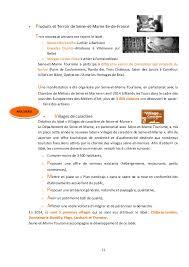 chambre des m騁iers 77 rapport d activité seine et marne tourisme 2014