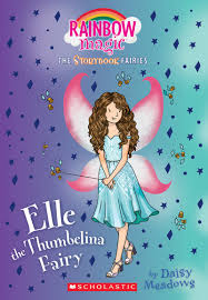 elle thumbelina fairy daisy meadows scholastic