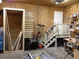 luke s garage shop the wood whisperer luke s garage shop