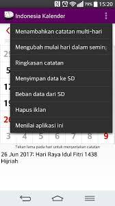 Kalender 2018 Hari Raya Idul Fitri Indonesia 2017 2018 Calendar Android Apps On Play