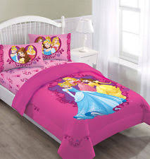Full Bed Comforters Sets Full Disney Princess Comforter Set Ebay