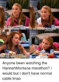 Hannah Montana Memes - but the good newsis for hannah montanal we have better seats