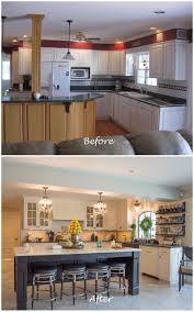Before And After Kitchen Remodel by 90 Best Before U0026 After Kitchen Remodeling Projects Images On