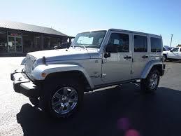 2011 jeep wrangler 70th anniversary 2011 jeep wrangler unlimited 4x4 70th anniversary 4dr suv in