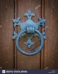 ornamental door knocker stock photo royalty free image 76412313