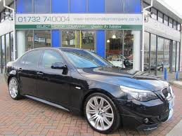 used bmw 5 series estate for sale used bmw 5 series 2009 black paint diesel 535d m sport saloon for