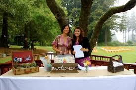 Welcome Table Joliejolie Design Diy Wedding