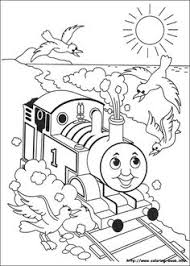 thomas the tank engine coloring pages thomas the train coloring page coloring pages pinterest
