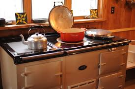 cooking on an aga stove kitchen princess