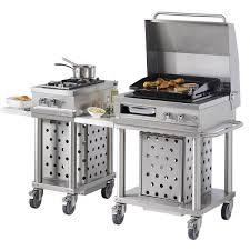 cuisine mobile materiel de cuisine mobile de la cuisson au plan de travail